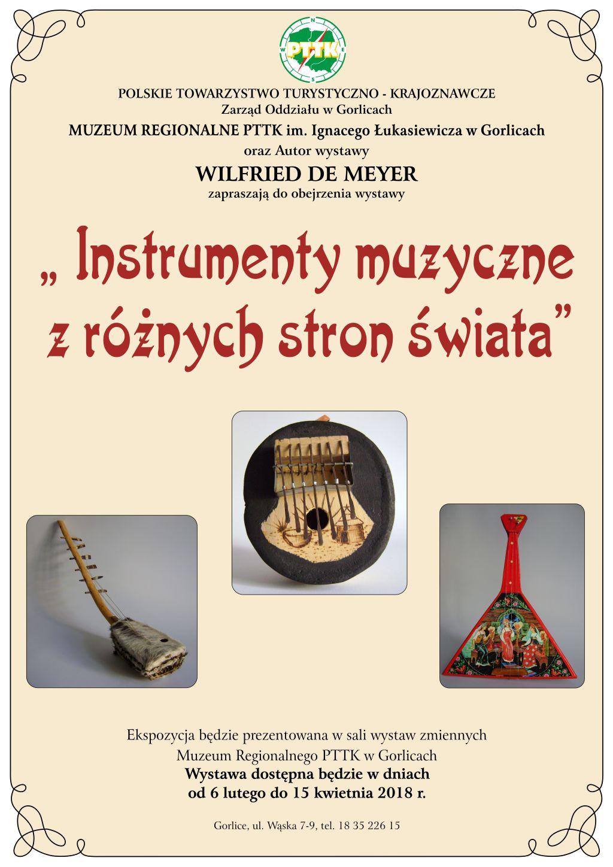 Instrumenty Muzyczne Z Różnych Stron świata Biuro Informacji I