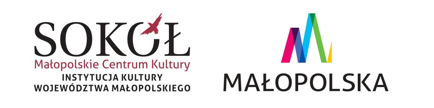 Logotypy Centrum Kuiltury Sokół iMAłopolski