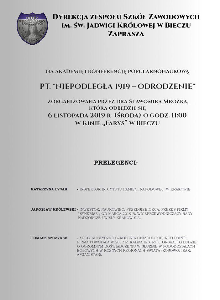 BIECZ - Ziemia Lubuska